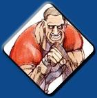 Mike artwork #1, Street Fighter 1