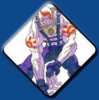 Necro artwork #3, Street Fighter 3
