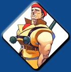 Rolento artwork #3, Street Fighter Alpha
