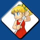 Roll artwork #1, Tatsunoko vs. Capcom