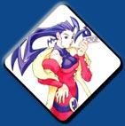 Rose artwork #3, Street Fighter Alpha
