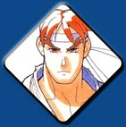 Ryu artwork #2, Street Fighter Alpha