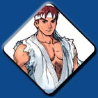 Ryu artwork #4, Street Fighter Alpha