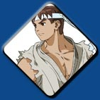 Ryu artwork #5, Street Fighter Alpha
