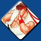 Ryu artwork #1, Street Fighter 2