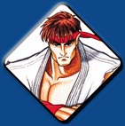 Ryu artwork #2, Street Fighter 2