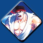 Ryu artwork #3, Street Fighter 2