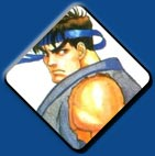 Ryu artwork #5, Street Fighter 2