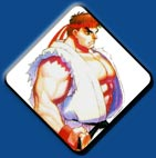 Ryu artwork #7, Street Fighter 2