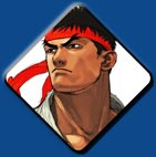 Ryu artwork #1, Street Fighter 3
