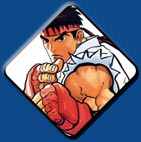 Ryu artwork #2, Street Fighter 3