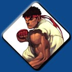 Ryu artwork #3, Street Fighter 3