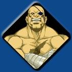 Sagat artwork #2, Super Street Fighter 2 Turbo HD Remix