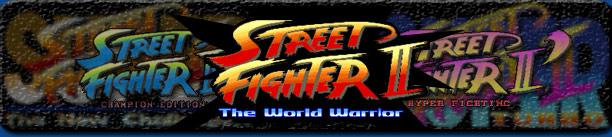 Street Fighter 2 artwork logo