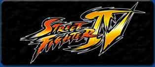 Street Fighter 4 artwork logo