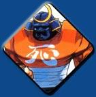 Sodom artwork #4, Street Fighter Alpha