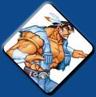 T. Hawk artwork #2, Super Street Fighter 2 Turbo HD Remix