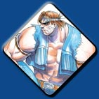 T. Hawk artwork #3, Street Fighter 2
