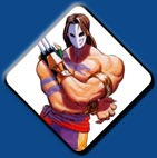 Vega artwork #7, Street Fighter 2