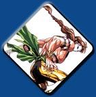 Vega artwork #8, Street Fighter 2