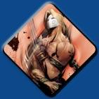 Vega artwork #1, Street Fighter 4