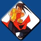 Yang artwork #3, Street Fighter 3