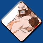 Zangief artwork #4, Street Fighter Alpha