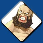 Zangief artwork #6, Street Fighter Alpha