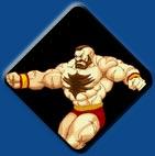 Zangief artwork #4, Super Street Fighter 2 Turbo HD Remix