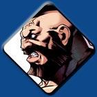 Zangief artwork #13, Street Fighter 2