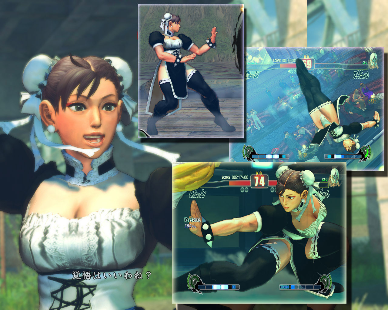 Street Fighter > Thread > What alt outfits do you want to see?