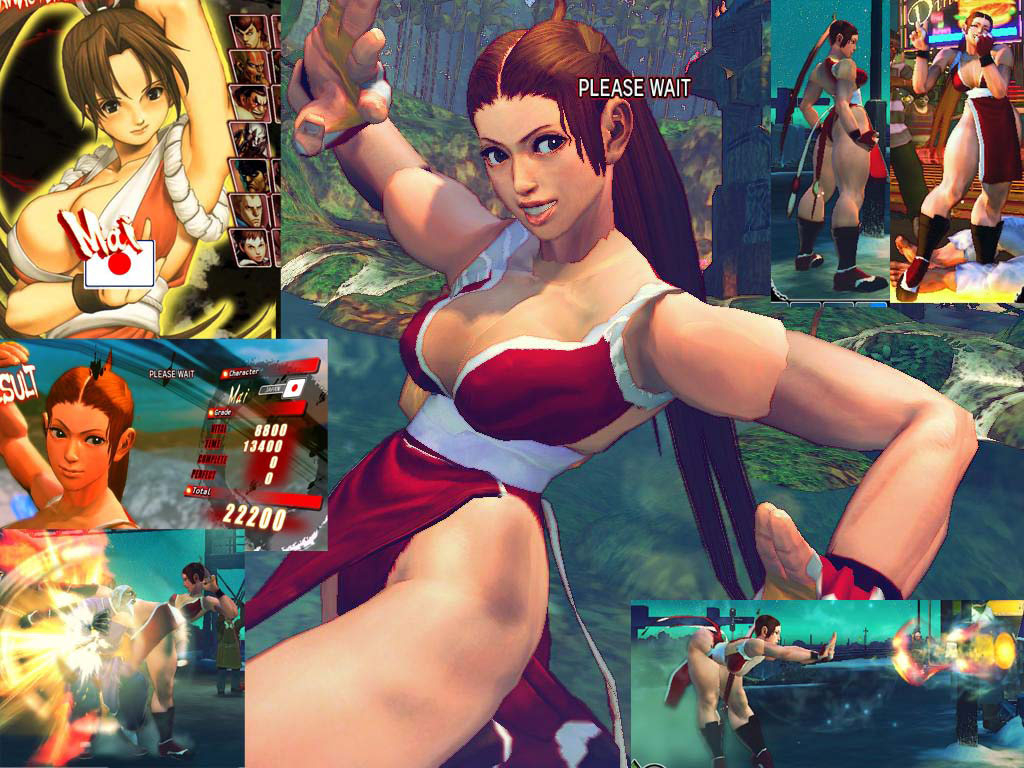 Chun Li Pc Street Fighter Skin Modification