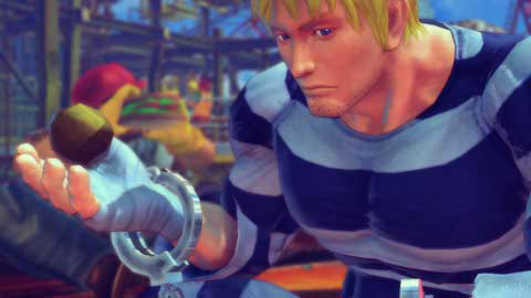 (Translation is UP) New SSF4 Q&A with plenty of stages & kunai to go around.