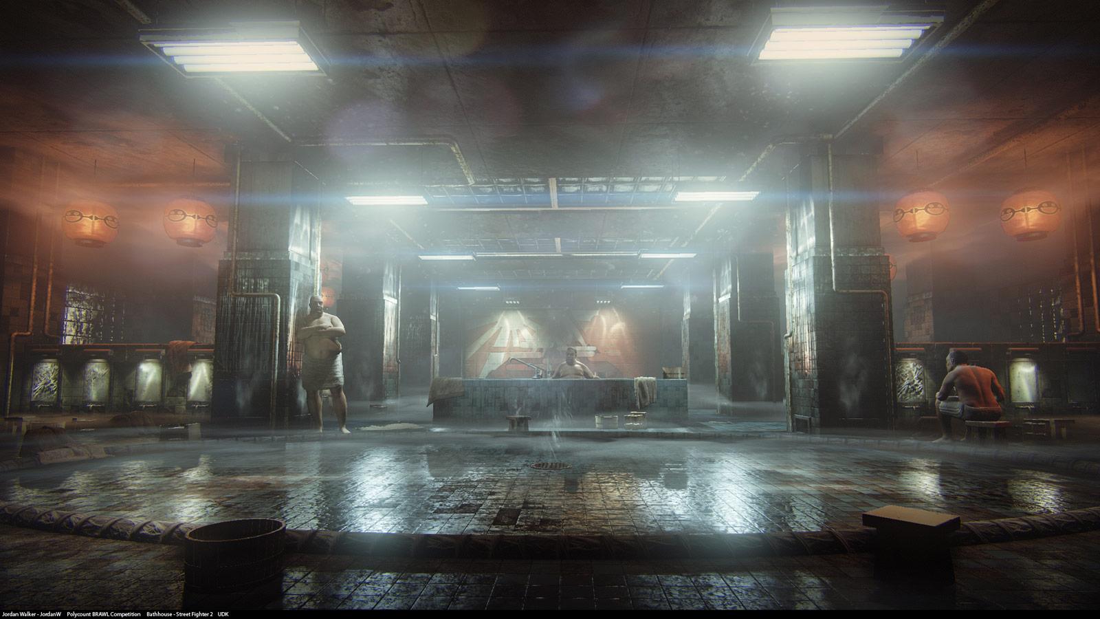 Honda's bath house reimagined image #1