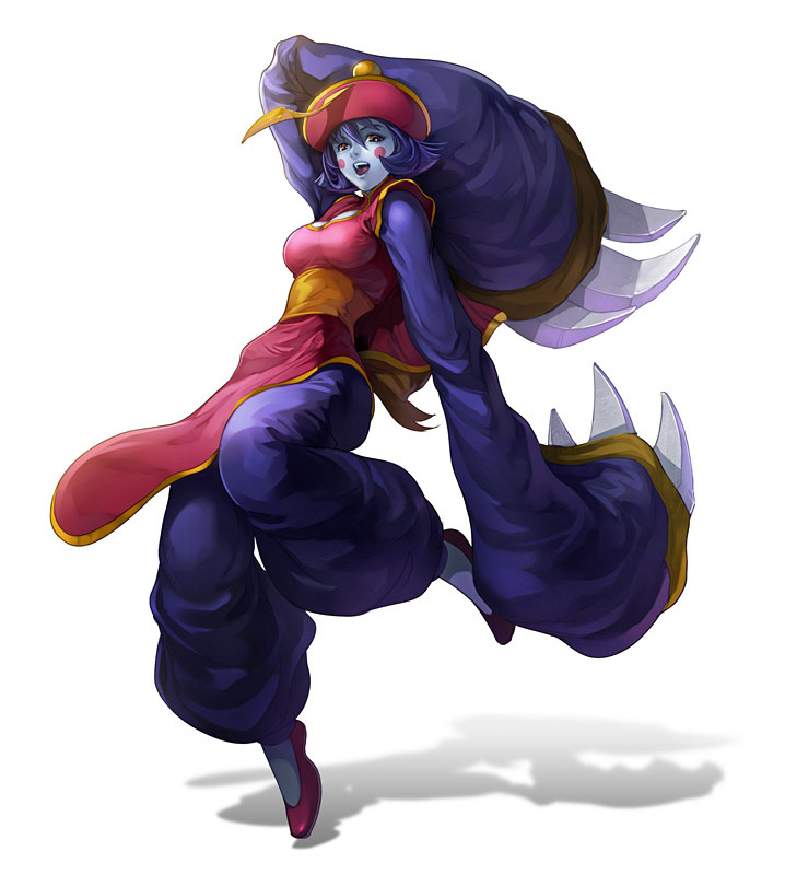 Artwork of Stan Lau, Street Fighter image #1