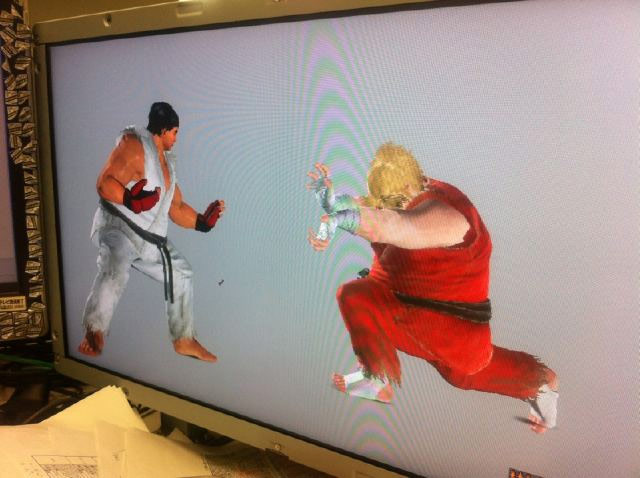 Tekken X Street Fighter leaked image 01