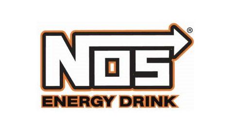 Nos Logo NOS Energy Drink Logo