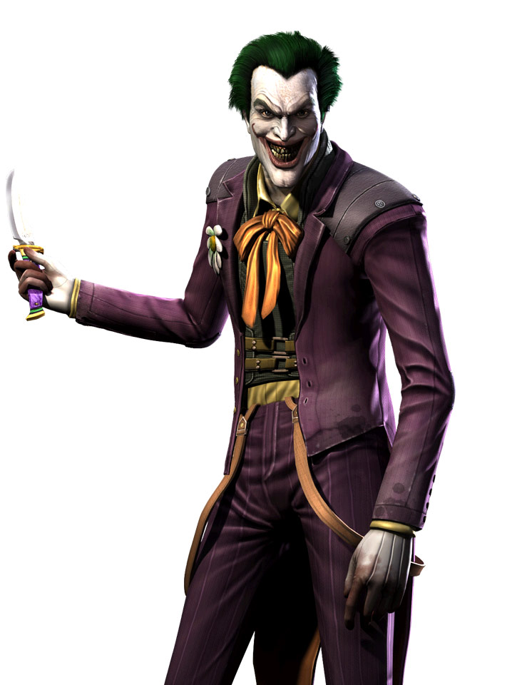 Injustice: Gods Among Us character art #03