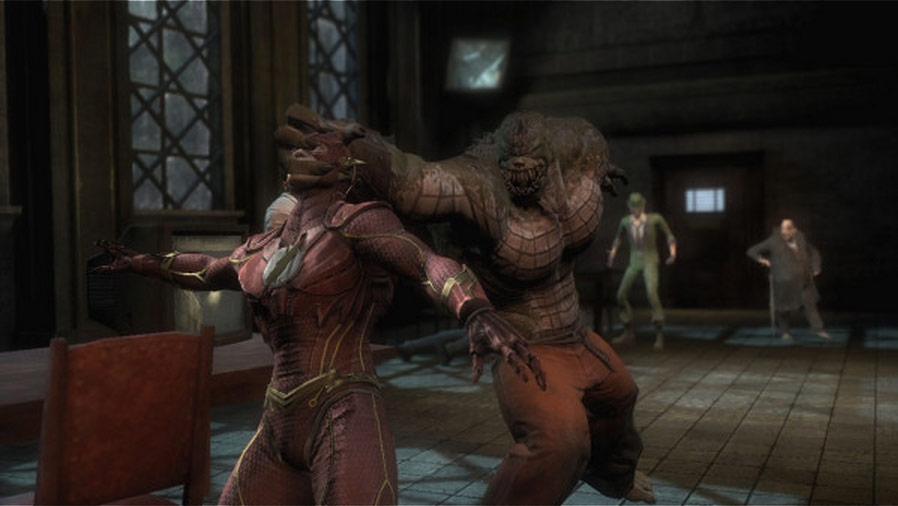 Ed Boon posts Killer Croc