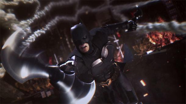 Injustice: Gods Among Us character screenshot #1