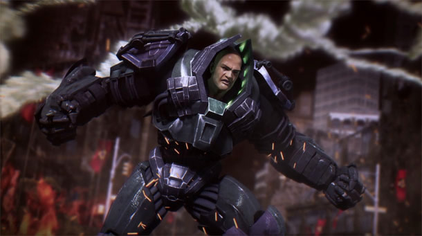 Injustice: Gods Among Us character screenshot #2