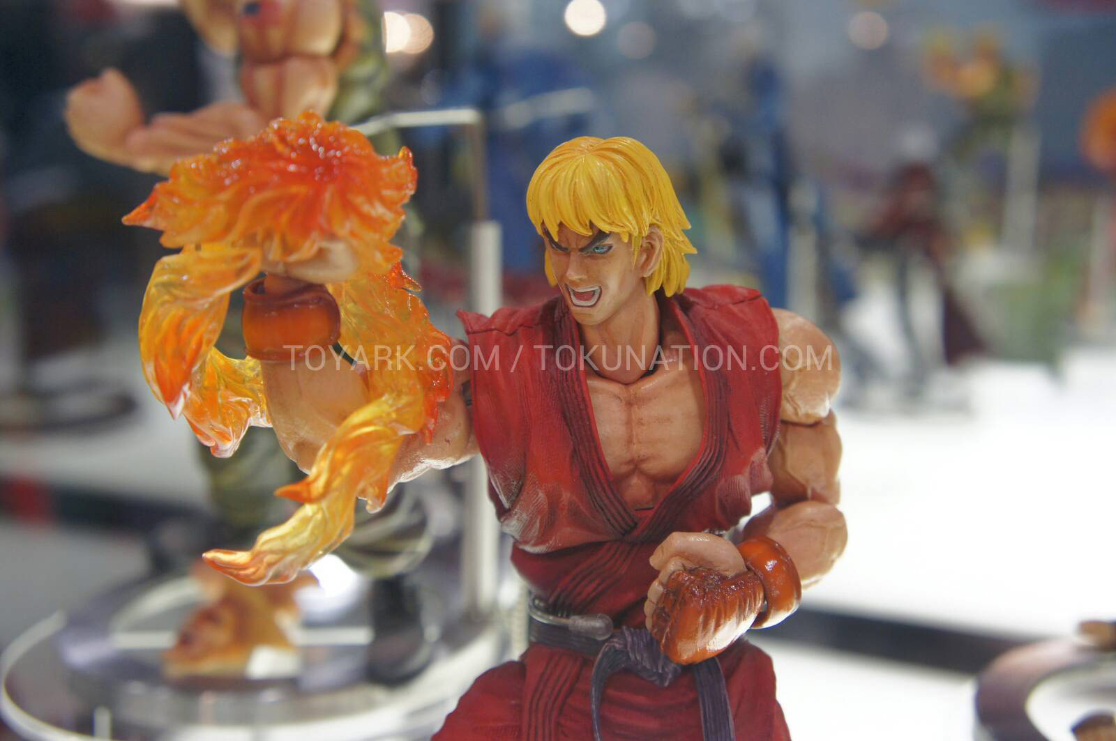 Play Arts Kai positionable figurines #01