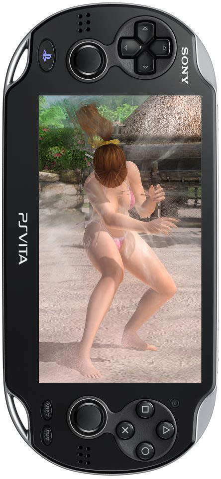 Dead or Alive 5+ shows off first person mode, new outfits, touch screen controls image #4