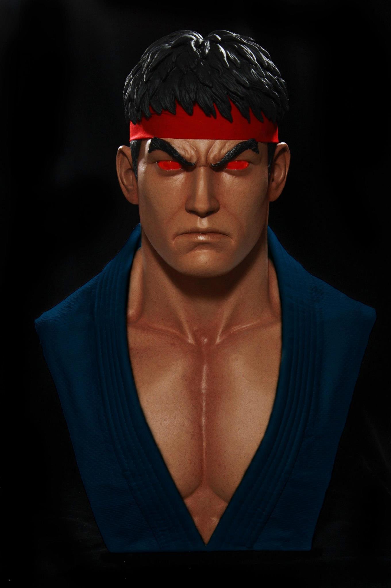 Street Fighter Evil Ryu