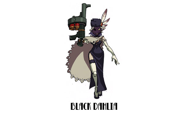 Skullgirls mystery characters #03