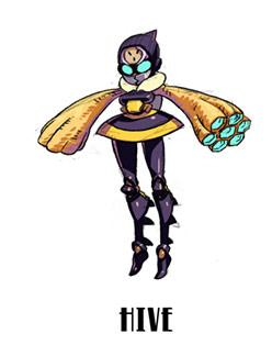 Skullgirls mystery characters #09