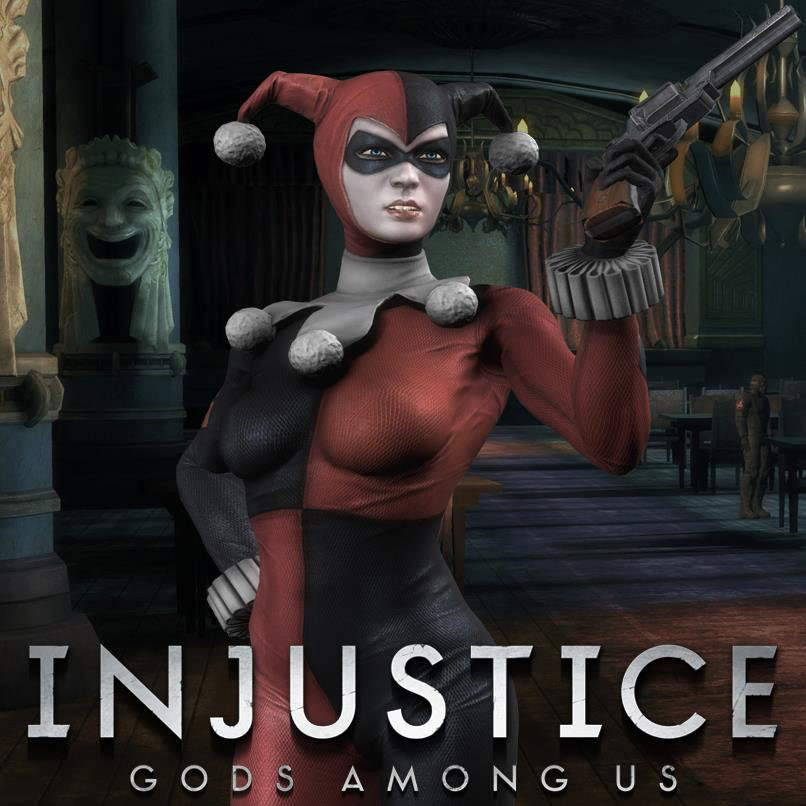 Clic Harley Quinn Alternate Costume In Injustice  Gods Among Us