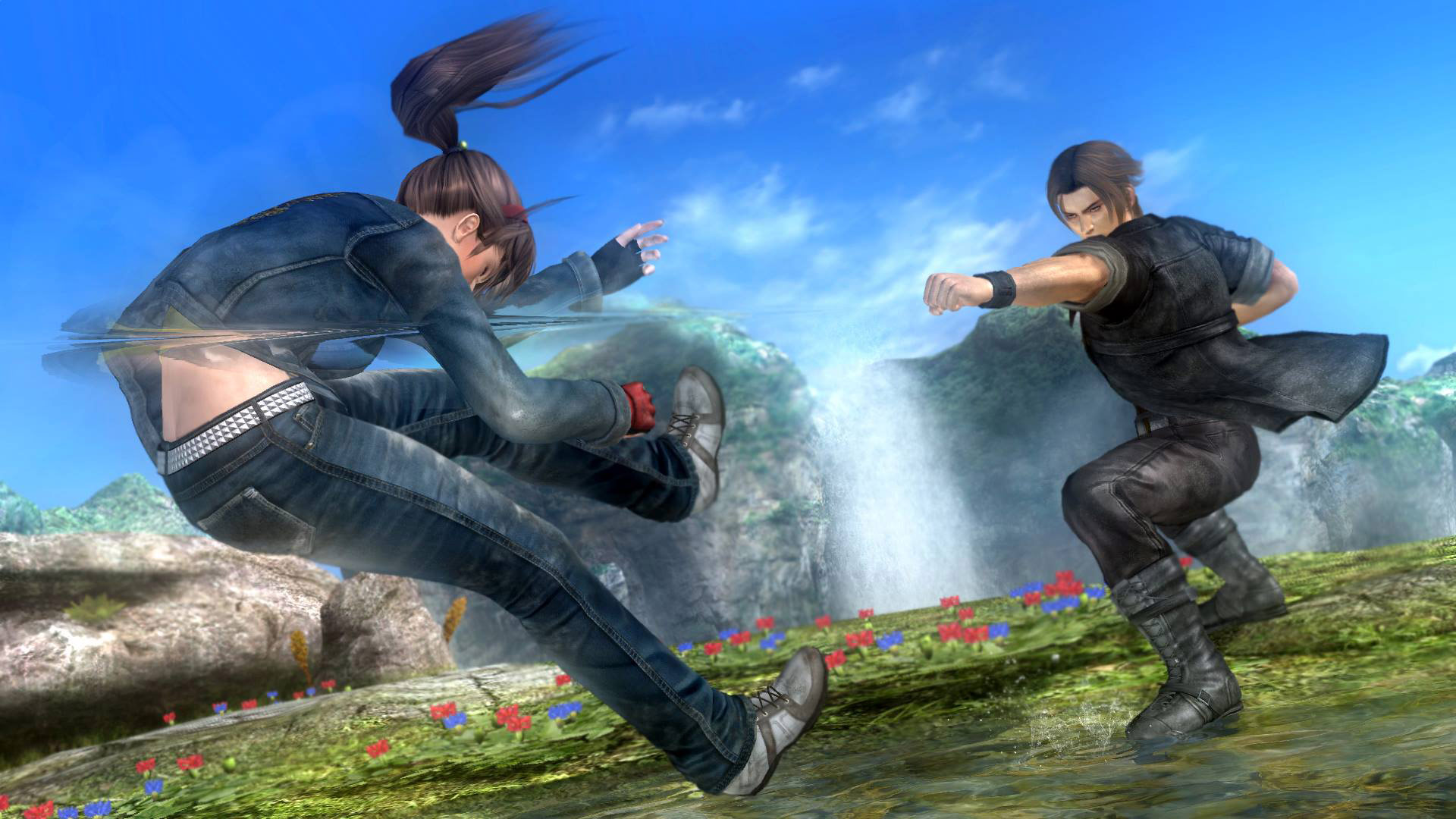 Dead or Alive 5 Ultimate screen shot #1