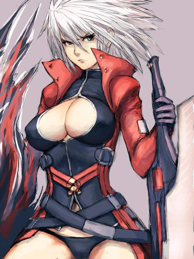 Female versions of classic fighting game characters image #11