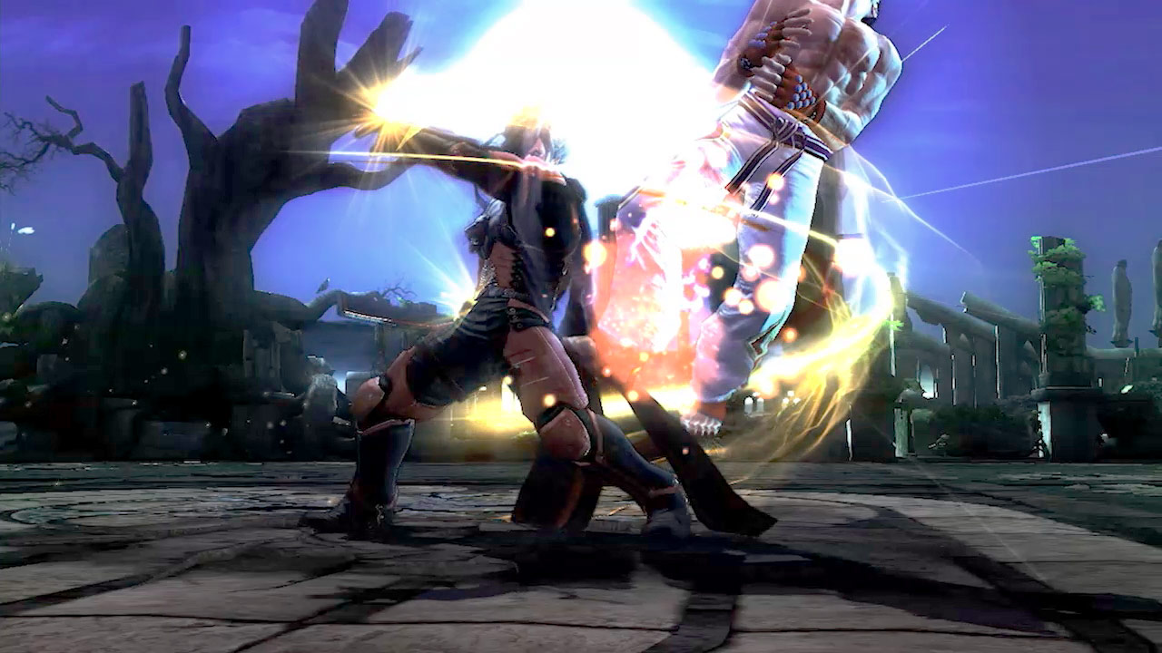 08 tekkenrev04 Tekken Revolution announced by Namco [free to play]